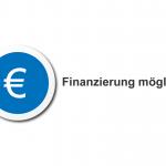 Finanzierung möglich mit Euro Zeichen