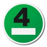 Grüne Umweltplakette 4