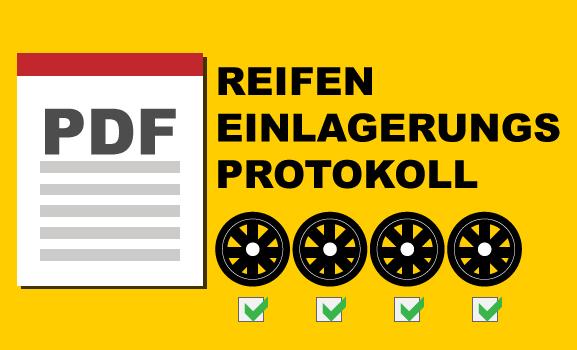 PDF Reifeneinlagerungsprotokoll