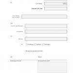Quittung Vorlage für den Autohandel (Word und PDF)